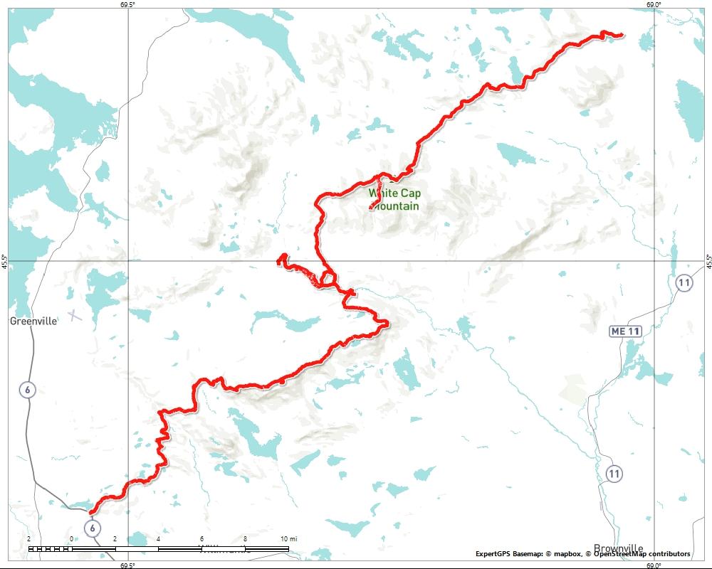 Whitecap District Map